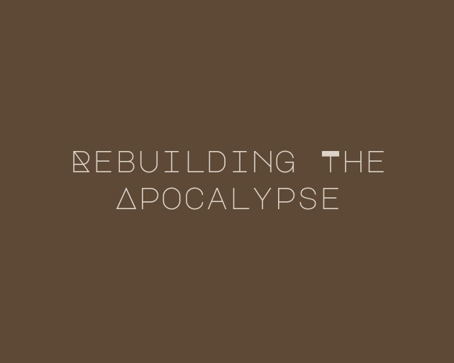 'Rebuilding The Apocalypse' Screenshot